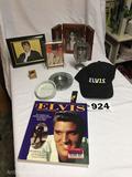 Elvis Presley miscellaneous lot