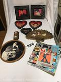 Lot of various Elvis Presley photos and magazines