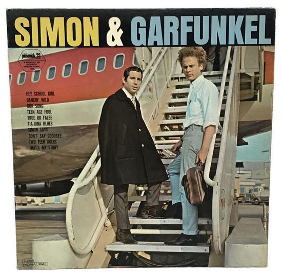 Rare Pickwick Simon and Garfunkel Vinyl LP
