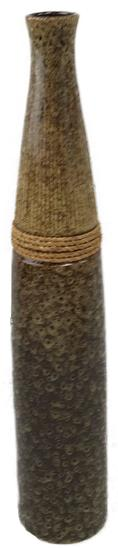 Tall Ceramic Floor Vase