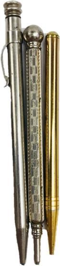 Vintage Mechanical Pencils