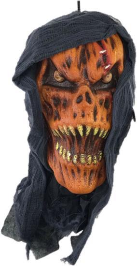 Poly Foam Hanging Demon Head
