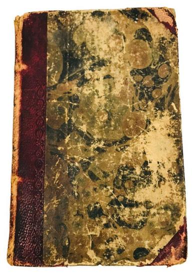Book, Tales of the Hermitage Rare Antique Published in 1800;