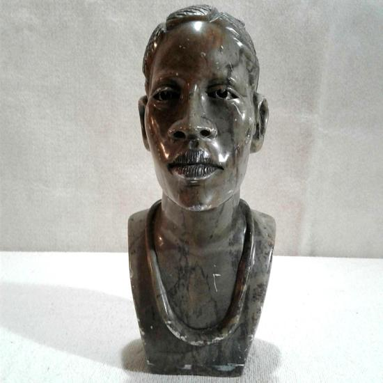 Soapstone Statue