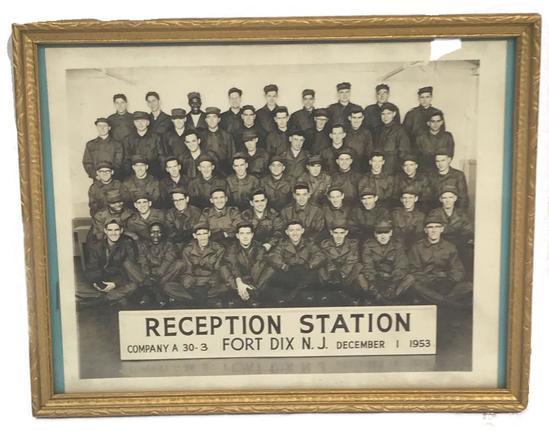 December 1953 Fort Dix Photo