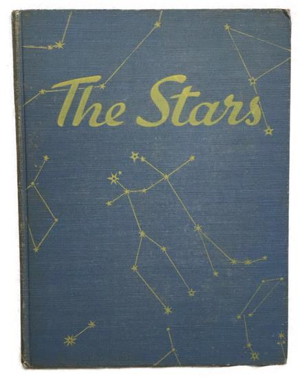 Book, The Stars, A New Way to See Them by H.A. Rey