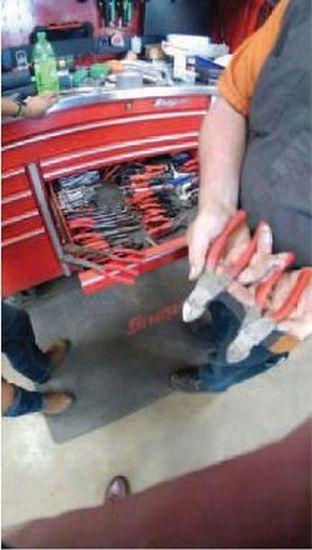 Insurance Claim: Auto Mechanic Shop Contents