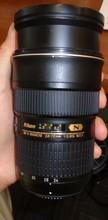 Insurance Claim: Nikon 24-70MM Camera Lens