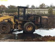 Insurance Claim: 2006 Caterpillar Wheel Loader