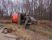 Insurance Claim: 2018 Hitachi Excavator