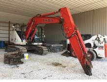 Insurance Claim: 2014 Link Belt Excavator