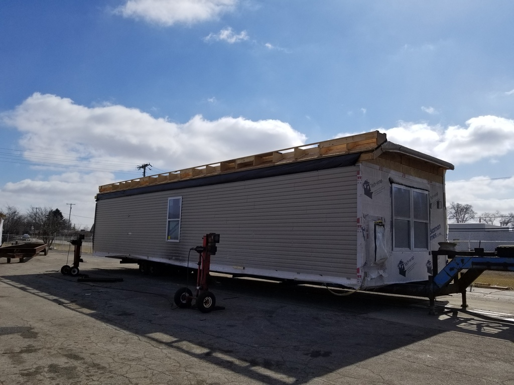 Insurance Claim: 2019 Craftech Modular Home