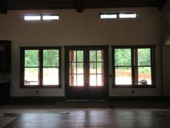 Custom Built Exterior Doors