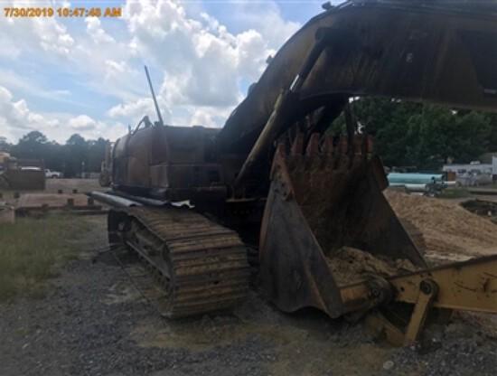 Insurance Claim: 2004 Caterpillar 325CL Excavator