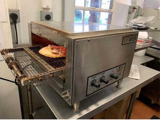 Insurance Claim: Holman MiniVEYOR Oven