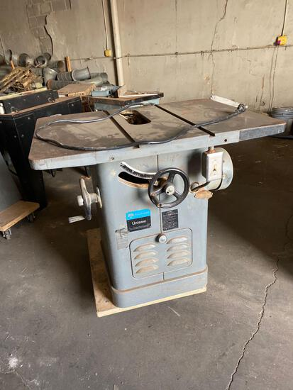 Rockwell 34-671 Unisaw Table Saw