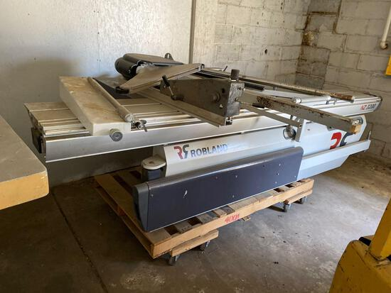 2007 Robland NZ3200 Panel Saw