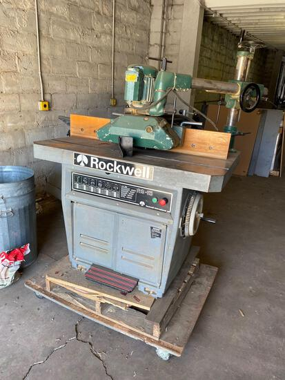 Rockwell RS15 Spindle Shaper