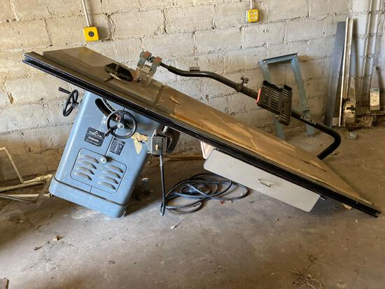 Delta 36L Unisaw Table Saw