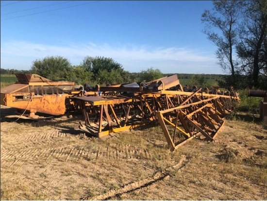 Insurance Claim:1986 ABCOFS630 150StackingConveyer