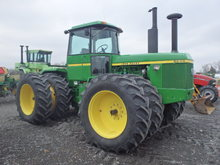 JD 8630 Tractor