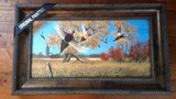 Pheasant Oil Painting by Mark Anderson