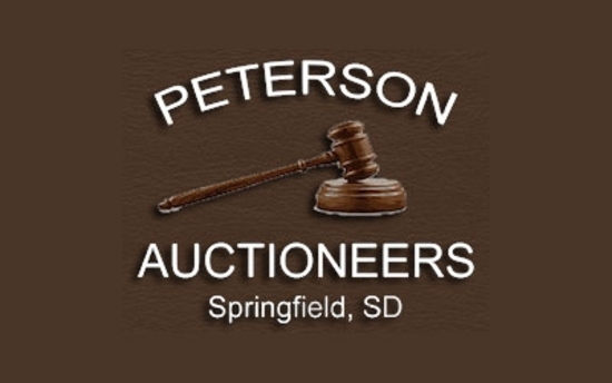 Peterson Auctioneers online consignment auction