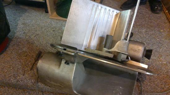 Hobart Commercial Meat Slicer