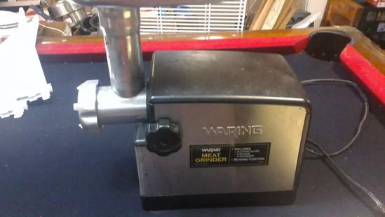 Waring meat grinder
