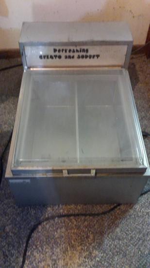 Gelato and Sorbet Freezer