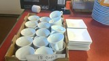 18 sets of Cup and Saucer