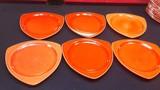 6 Syracuse China plates