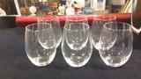 Chef & Sommelier Stemless Wine glasses
