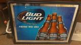 Bud Light Beer Mirror