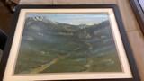 Original Watercolor by Ruth Hanson