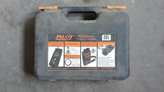 Pilot TPMS Programmable 2 Sensor Solution