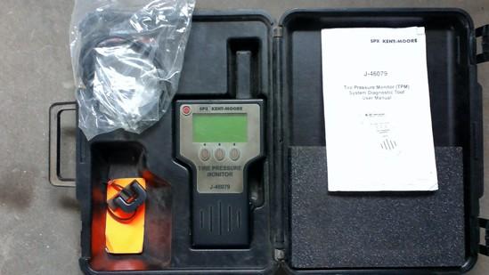 Kent-Moore Tire Pressure Monitor