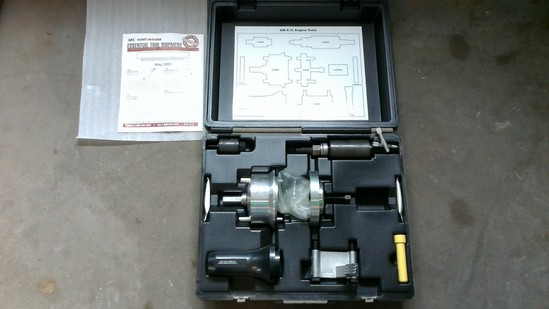 Kent-Moore 8.1L Engine Tools