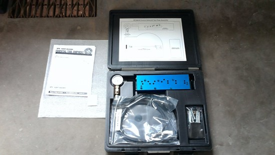 Kent-Moore Trans Solenoid Test Plate Assy