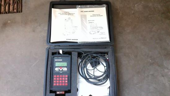 Kent-Moore Electronic Vibration Analyzer