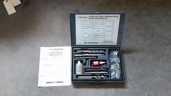 Kent-Moore Time-Sert Thread Repair Kit
