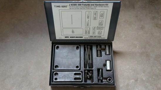 Kent-Moore Time-Sert Thread Repair Kit Fixtures/ Hardware