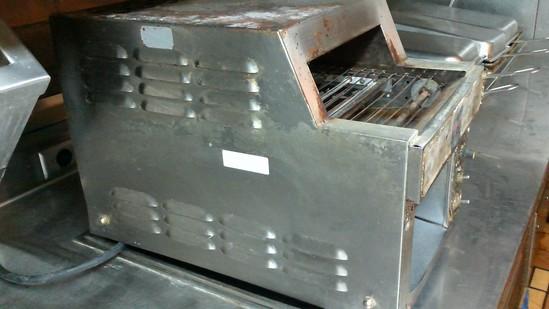Savory Equipment Inc. Commercial Bun Toaster