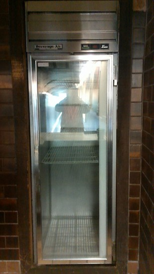 Beverage Air E Series Standing Cooler