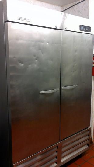 Beverage Air KR48-1AS Commercial Refrigerator/Freezer