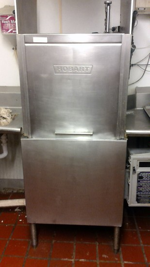 Hobart Commercial Dish Washing System