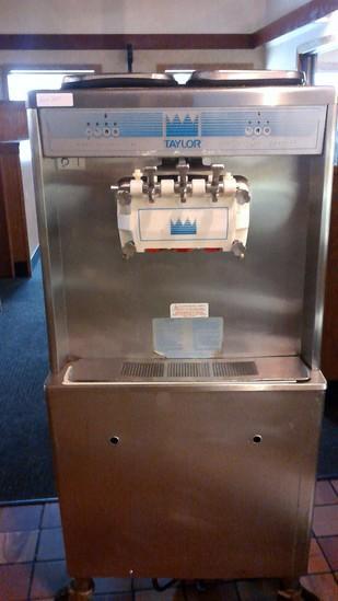 Taylor Ice Cream Machine