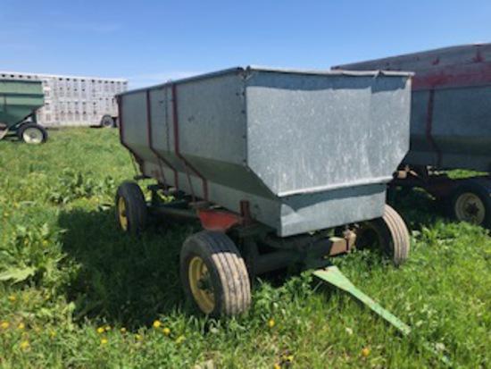 Electric Wheel Co. Flarebox Wagon