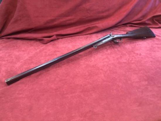 Husqvarna 12 ga. Double Barrel Shotgun