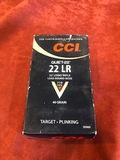 CCI Quiet 22 .22 LR